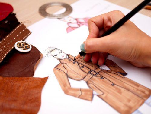 Конкурс за модни дизайнери