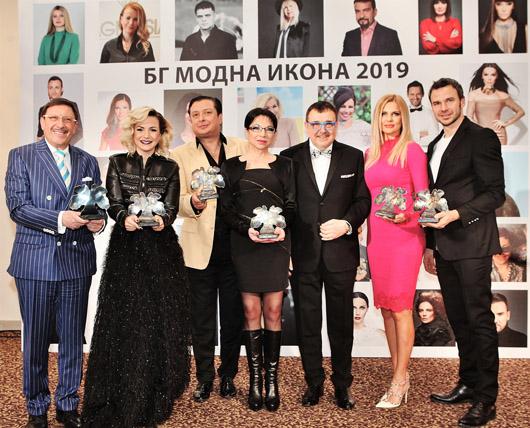 Изискан ревю-спектакъл в чест на БГ Модна Икона 2020
