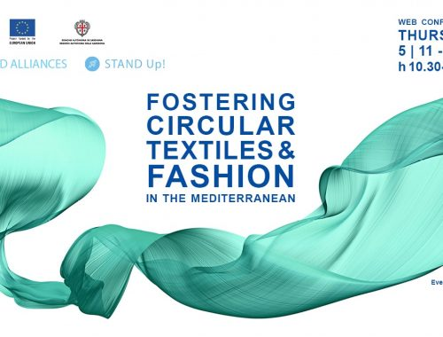 Fostering Circular Textiles and Fashion in the Mediterranean